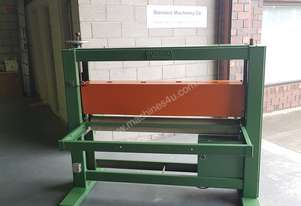 Wheeler Roller Press