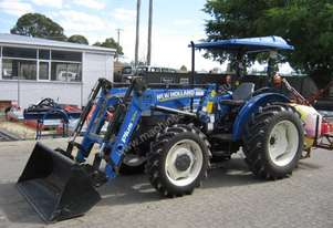 New Holland Workmaster 55 FWA/4WD Tractor