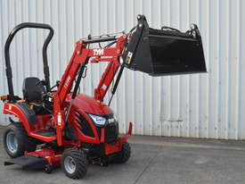 TYM T194 Front end loader compatible  - picture3' - Click to enlarge