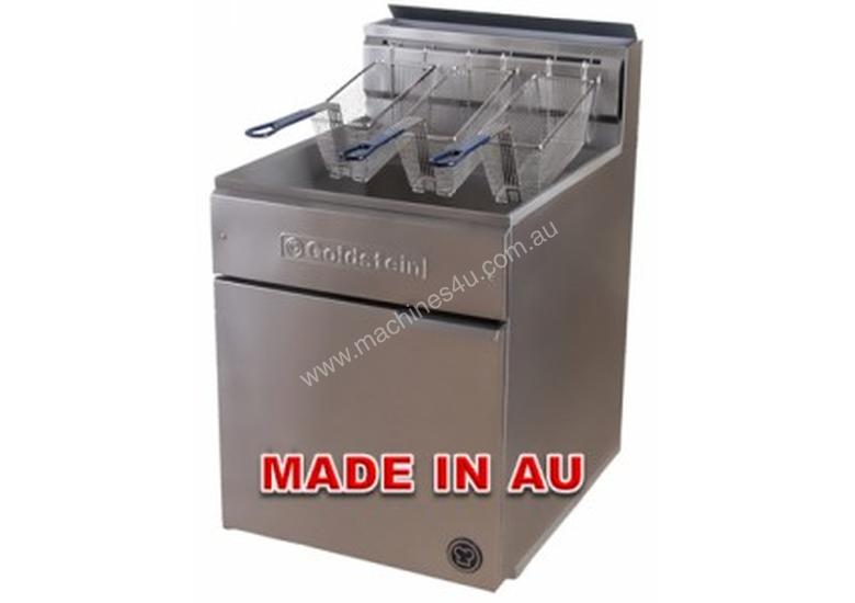 Goldstein VFG-24L V Pan 600mm Wide High Perfomance Gas Deep Fryer