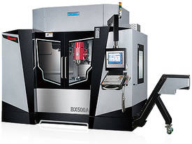 Pinnacle 5 Axis BX300A - BX500A -BX700A - picture0' - Click to enlarge