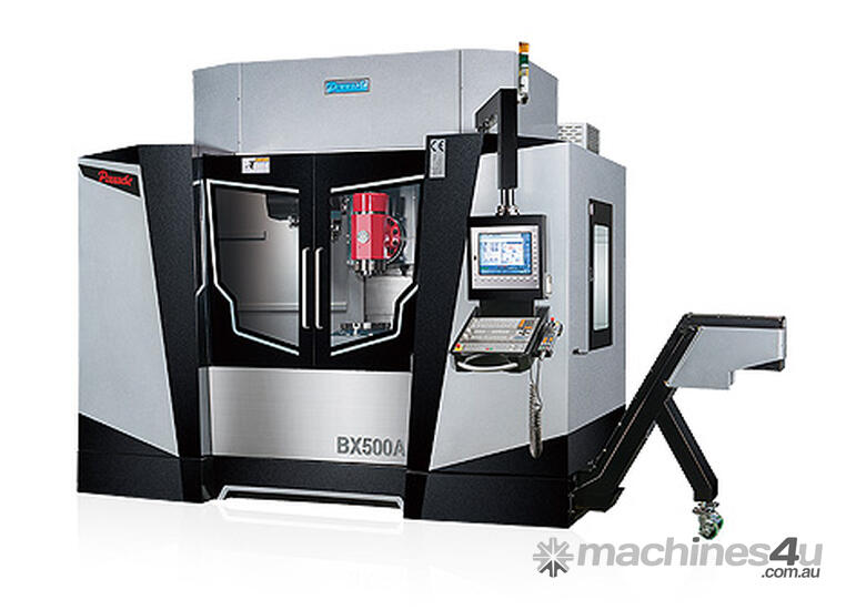 Pinnacle 5 Axis BX300A - BX500A -BX700A