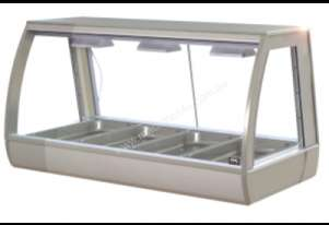 FPG 3B15-CU-FF 3000 Series -Fixed Front Bain Marie - 1500mm