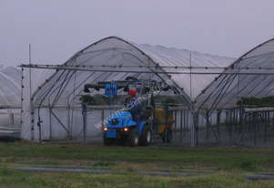 Tornado VEGETABLE-TOMATOES SPRAYER