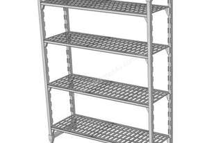 EZ Shelving 4 Tier Shelving Set - 1370mm