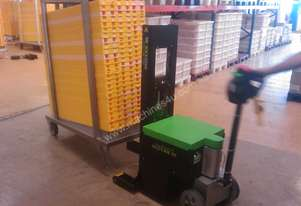 Electric Pull-Push Tug 2500kg Capacity with Lifter & Remote Control