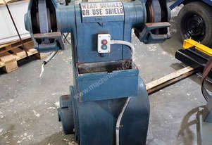 EAEC 300mm Pedestal grinding machine