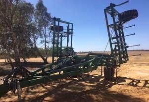 Ausplow Easitill II Chisel Plough/Rippers Tillage Equip