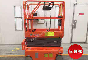 Ex-demo Self-Propelled Scissor Lift