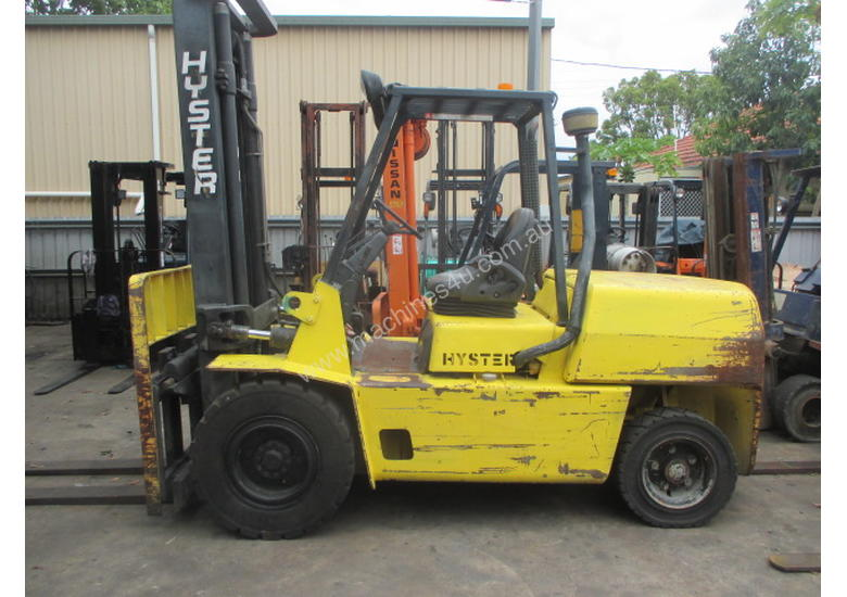 Hyster 4.5 ton Diesel Used Forklift