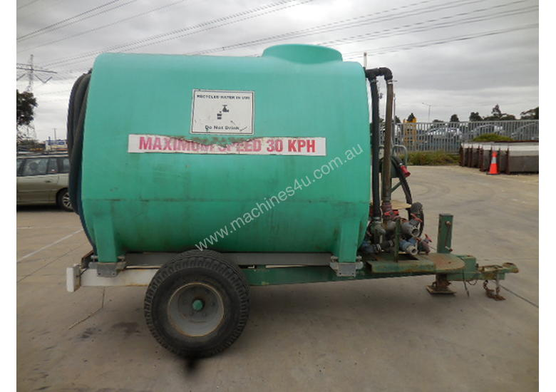 Rapid Spray 4800ltr Water Cart