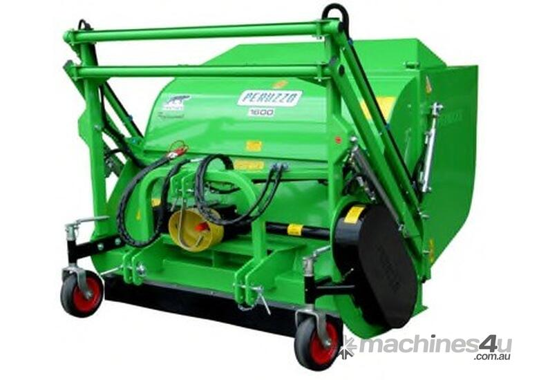 PANTHER PRO � FLAIL MOWER WITH COLLECTION
