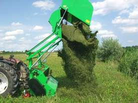 PANTHER PRO � FLAIL MOWER WITH COLLECTION - picture3' - Click to enlarge