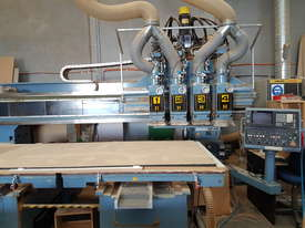 Flatbed nesting CNC Router - picture0' - Click to enlarge