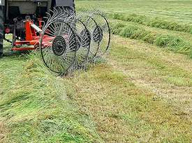 2018 AGROMASTER OT 50 FIVE WHEEL HAY RAKE (1.6M-3.5M CUT) - picture3' - Click to enlarge