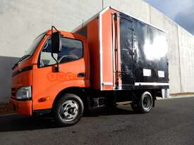 Hino 616 - 300 Series Hybrid Pantech Truck - picture0' - Click to enlarge