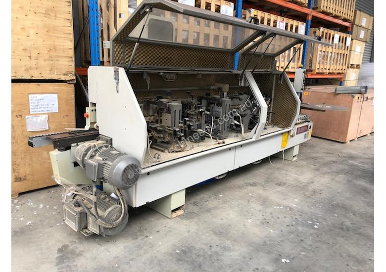 Solid well specified Italian Edgebandcer