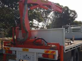 Crane truck long bed tray - picture0' - Click to enlarge