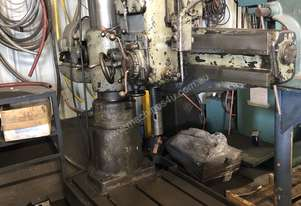 Cincinnati Bickford Radial Arm drill