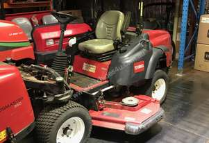 Toro 360 All Wheel Steer 72