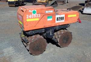 2008 Dynapac LP8500 Tandem Trench Roller *CONDITIONS APPLY*