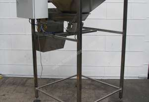 Stainless Steel Semi-Automatic Hopper Weigher Bagger
