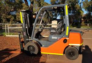 Toyota 62-8FD25 Diesel Forklift (Suit New Machine Buyer)