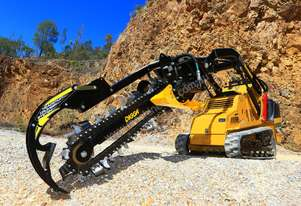 Digga Mini Bigfoot Trencher 900mm Dig 150mm Combo Chain