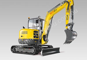 Wacker Neuson NEW 50Z3 Zero Tail VDS