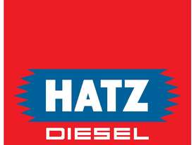 HATZ DIESEL ENGINE 1D42Z - picture2' - Click to enlarge