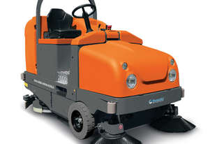 Fiorentini I115 SS Ride On Combination Sweeper / Dryer