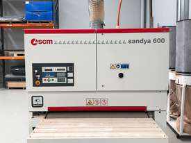 SCM 1350mm Automatic Wide Belt Sander & Dust Extractor - picture0' - Click to enlarge