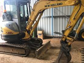 NEw Holland E35B Excavator for sale - picture0' - Click to enlarge