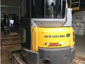 NEw Holland E35B Excavator for sale - picture3' - Click to enlarge