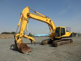 2006 Used Hyundai Robex 290LC-7 Excavator - picture0' - Click to enlarge