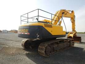 2006 Used Hyundai Robex 290LC-7 Excavator - picture2' - Click to enlarge