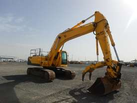 2006 Used Hyundai Robex 290LC-7 Excavator - picture3' - Click to enlarge