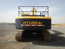 2006 Used Hyundai Robex 290LC-7 Excavator - picture11' - Click to enlarge