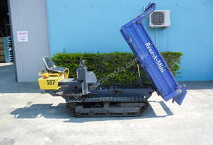 Yanmar 1.0 Tonne Dump Truck for HIRE