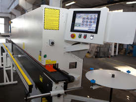 Fully Automated  Hot Melt Edgebander NikMann KZM6RTF-CNC-v61 with spray system - picture0' - Click to enlarge