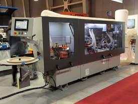 Fully Automated  Hot Melt Edgebander NikMann KZM6RTF-CNC-v61 with spray system - picture2' - Click to enlarge