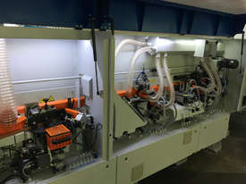 Fully Automated  Hot Melt Edgebander NikMann KZM6RTF-CNC-v61 with spray system - picture3' - Click to enlarge