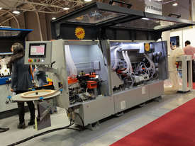 Fully Automated  Hot Melt Edgebander NikMann KZM6RTF-CNC-v61 with spray system - picture5' - Click to enlarge