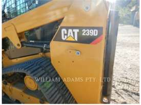CATERPILLAR 239D Multi Terrain Loaders - picture10' - Click to enlarge