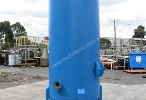 Large Vertical Standing Air Compressor Receiver Tank - 2900L