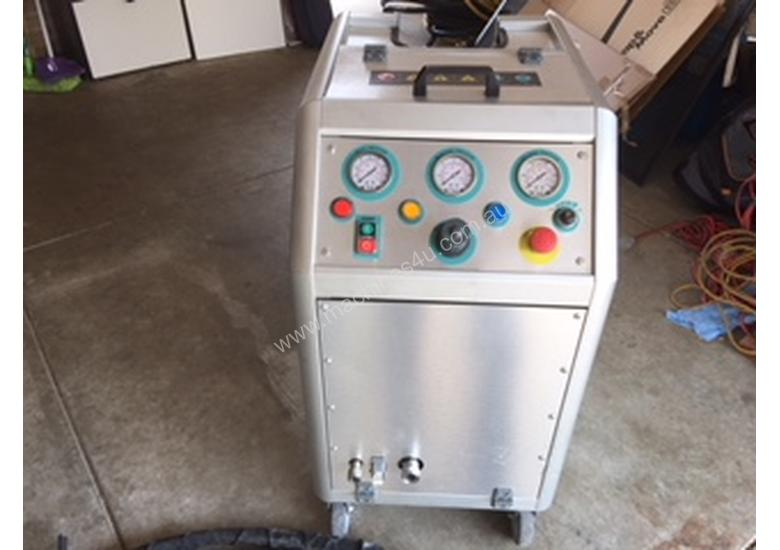 Industrial Dry Ice Blasting Unit