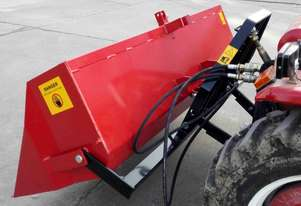 Hydraulic Dirt Scoop Bucket 5ft