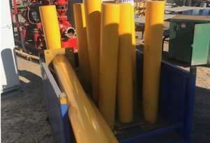 Custom Made Safety Bollards