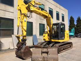 Sumitomo SH135UX-3B excavator - picture0' - Click to enlarge