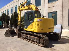 Sumitomo SH135UX-3B excavator - picture1' - Click to enlarge